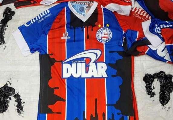 EC Bahia shirts