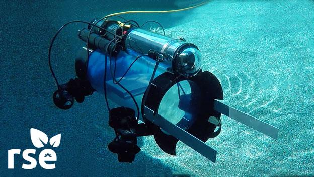 Guardian underwater