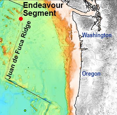 Endeavour segment