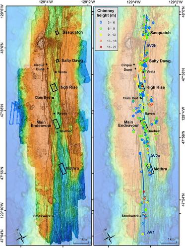 MBARI map